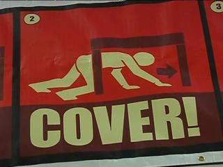 ShakeOut will be held Thursday