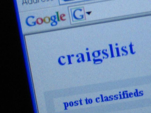 craiglist prostitutes phone number