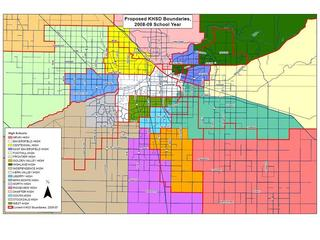 Kern High School District Unveils New Boundaries Tonight ...
