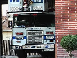 Lake Isabella fire station burgled Monday