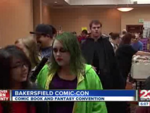 BAKERSFIELD COMIC-CON Comic und Fantasy-Shows