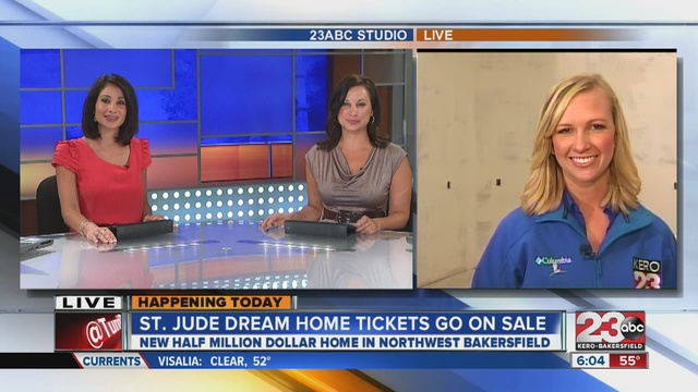 11th annual St. Jude Dream Home giveaway starts Wednesday March 27th.
