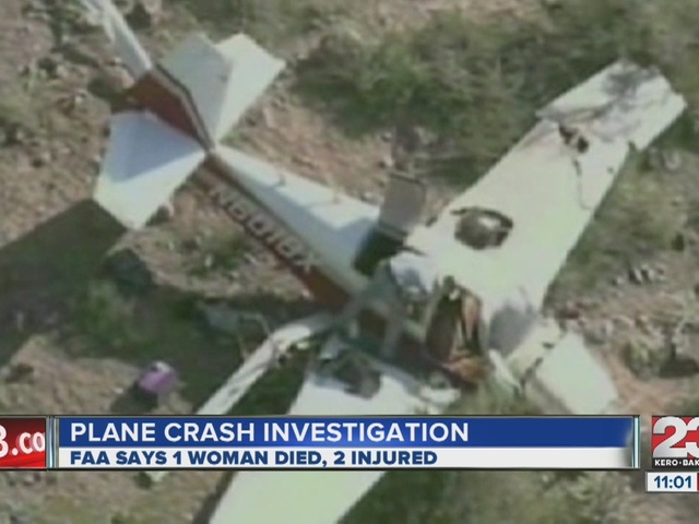 One person dies, two others injured after plane forced to land in open