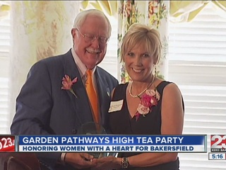 Bakersfield women honored for service