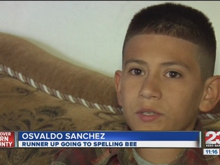 Jr. High student fails to advance in Scripps National Spelling Bee