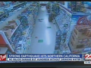 Next California Earthquake