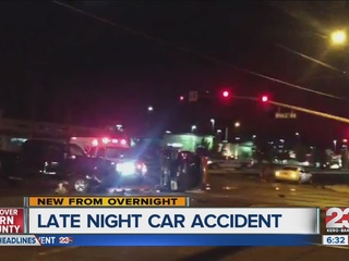 Bakersfield Car Accident Reports