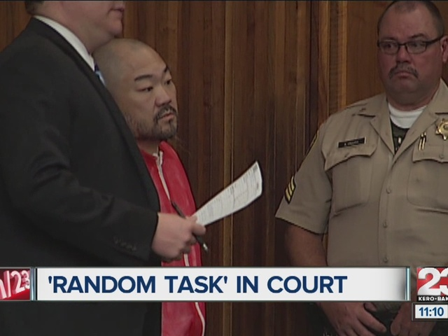 Austin powers actor joseph son pleads not guilty to killing cellmate austin powers actor joseph son pleads not guilty to killing cellmate at wasco state prison daily mail online bookmarktalkfo Image collections