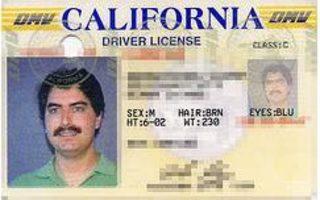 California Driver License Law 2013