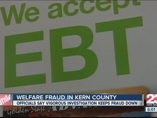 Kern County reports hundreds of welfare fraud cases