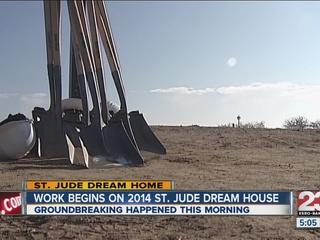 2014 st jude dream home ground breaking kero groundbreaking for 2014