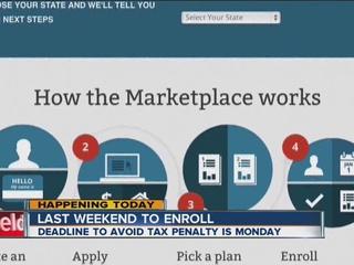 Obamacare enrollment deadline March 31