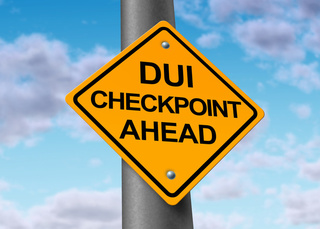 Weekend DUI checkpoint results
