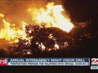 Fire crews prepare for busy Fire Season