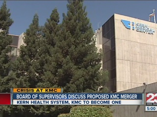 Plan to merge KMC, Kern Health Systems