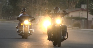 Motorcycle ride to collect toys for Oildale kids