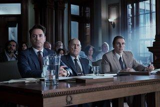 Robert Downey Jr. drops superhero mask for law