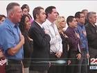Volunteers help downtown Bakersfield stay safe