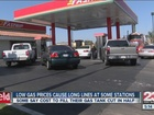 Gas drops to lowest prices since 2011