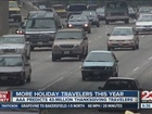 Holiday travel up by 4-percent this year