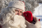 Santa Claus will be all around Kern County today