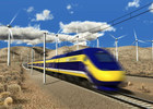 California high-speed rail lawsuit in court