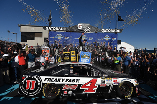 Bakersfield to honor Kevin Harvick
