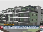 Residents unhappy with Lofts on 18th project