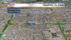 Big rig crash cleared on Hwy 58 at Chester