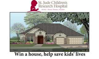 Tickets on sale for St. Jude Dream Home Giveaway