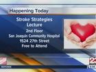 Preventing stroke from striking your family
