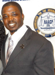 Bksfd NAACP president arrested for spousal abuse