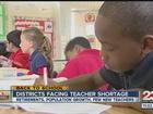 KCSOS: New School Year, Not Enough Teachers