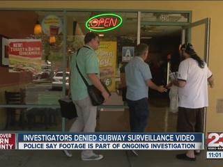 BPD, investigators talk Subway surveillance vid