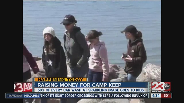 Sparkling Image Car Wash helps raise money to send students to ...
