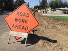 Neighbors upset about losing trees to sidewalk
