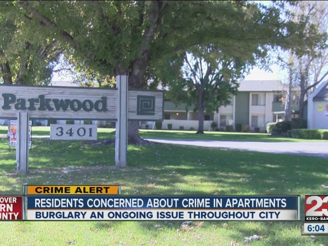 KERO. Residents at Bakersfield apartment complex concerned with amount