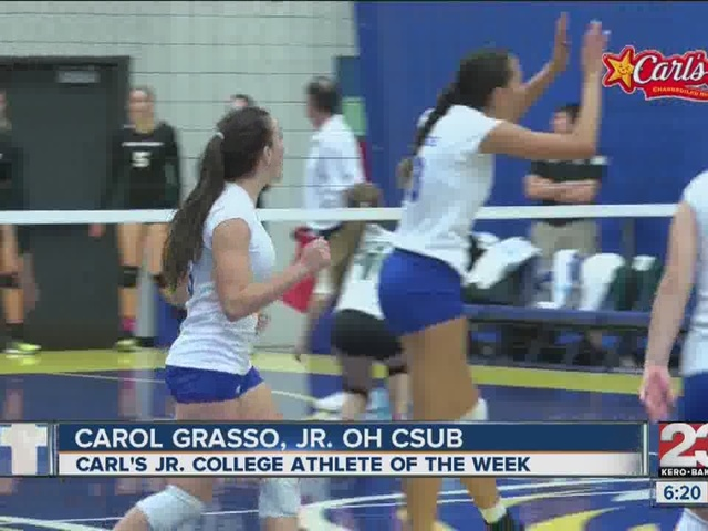 College Student of the Week Carol Grasso