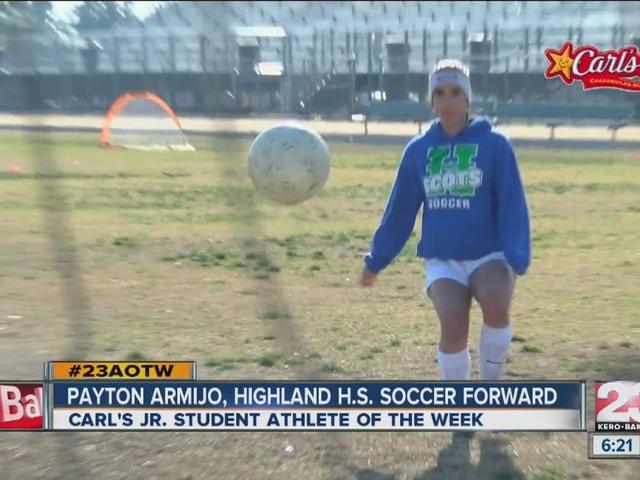 Female Athlete of the Week: Payton Armijo