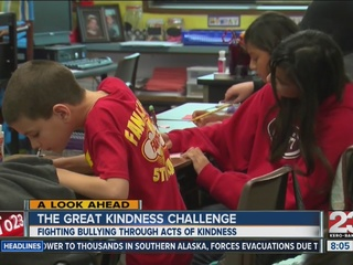 KC students take the 'Great Kindness Challenge'