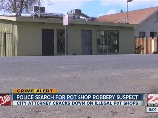 City attorney battles large number of pot shops