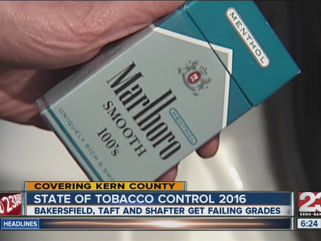 Kern County is falling behind when comes to tobacco polices