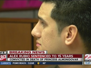 Alex Rubio sentenced in fatal DUI crash