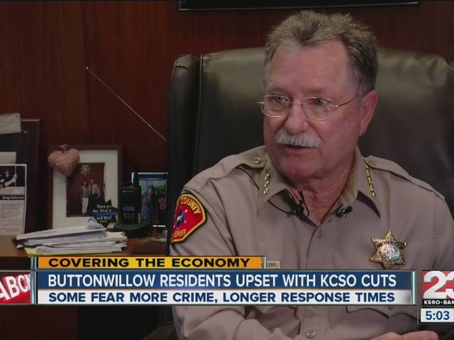 Buttonwillow residents react to KCSOS station closing