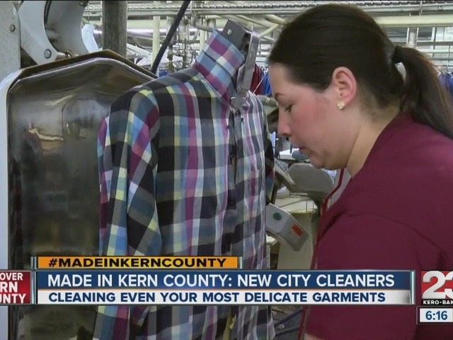 Made in Kern County: New City Cleaners