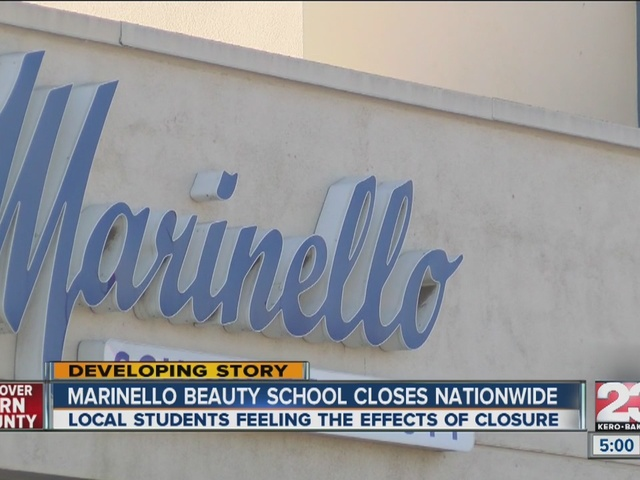 Marinello Schools of Beauty ceases their operations following ...