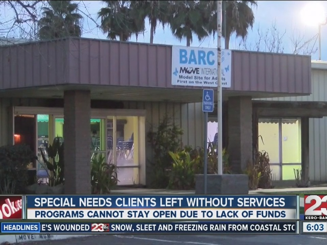 BARC programs shutting down