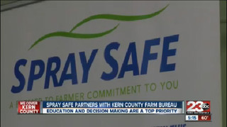 County Farmers Become More Aware of Overspray
