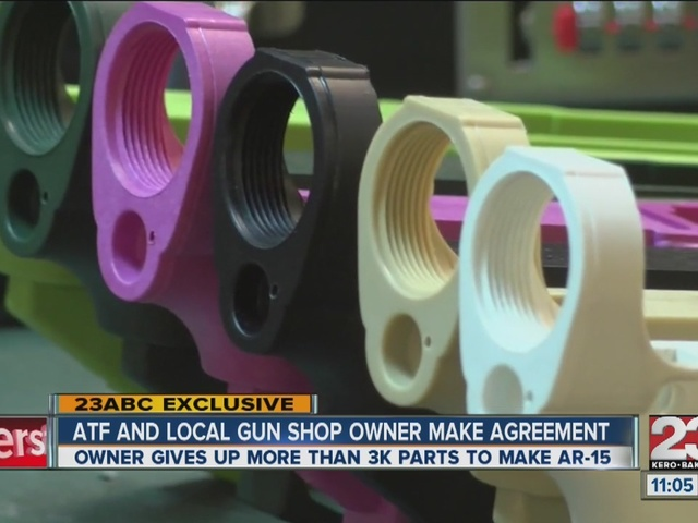 23ABC Exclusive: Gun shop onwer speaks about ATF agreement