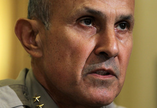 Ex-LA sheriff to plead guilty in corruption case